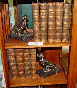 French Dog Bookends