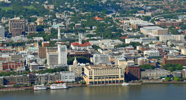 Downtown_Savannah_Georgia