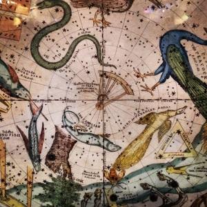 Graham celestial map