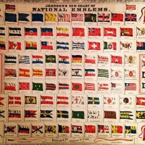 Graham national emblems