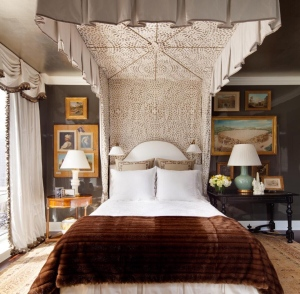 ~Alexa Hampton's room for the 2012 Kips Bay Decorator Show House