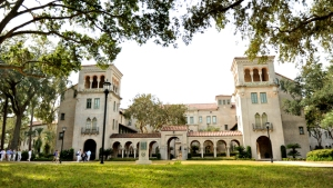 Modern day Bolles School campus