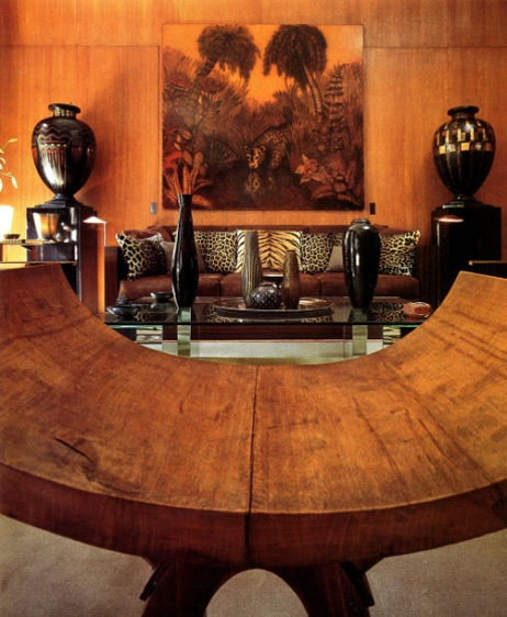 YSL room from the 1970s